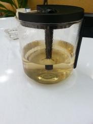 Kaffeewasser...